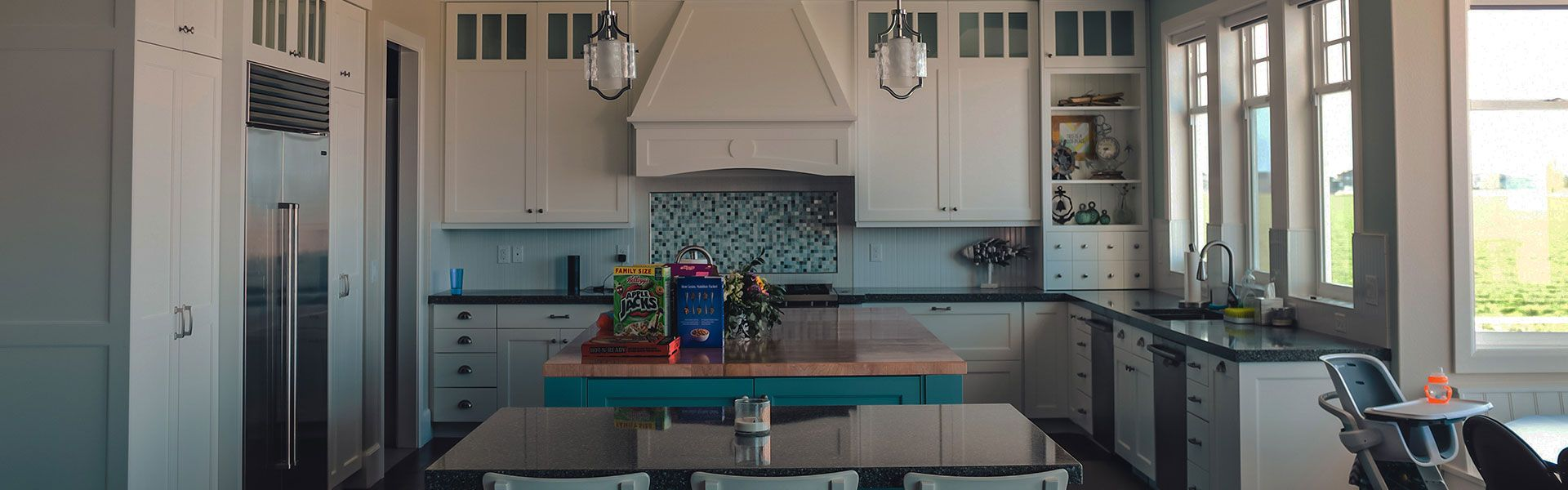 Kitchen remodeling and renovation services in Portland.